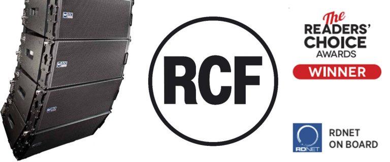 01.07.2014 | Nyt RCF line array