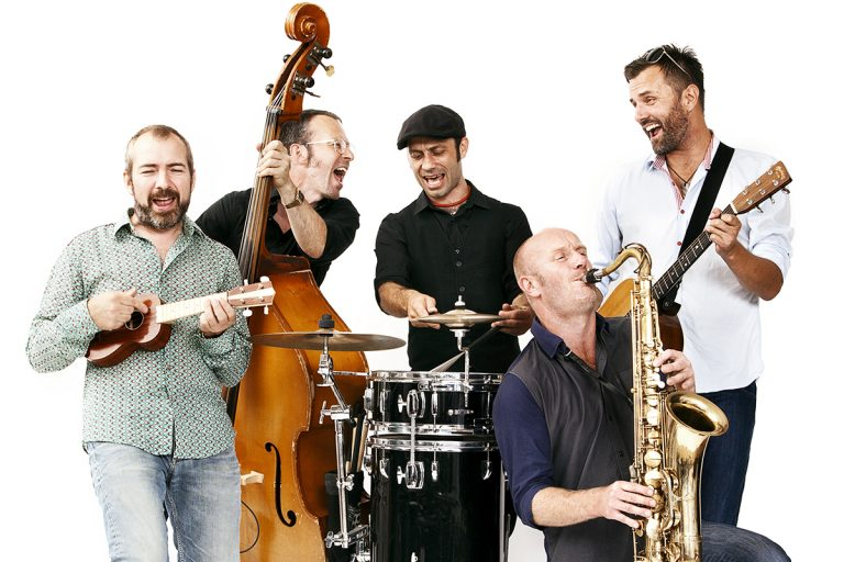 Jungle Boogie Band